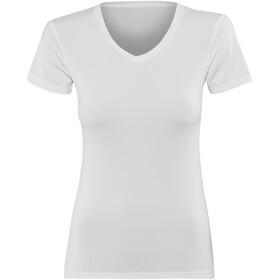 Craft W's Essential VN SS Shirt White